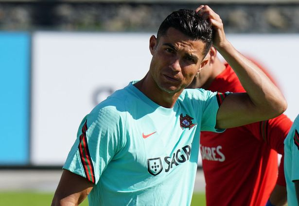 Cristiano Ronaldo has been quarantined for five days