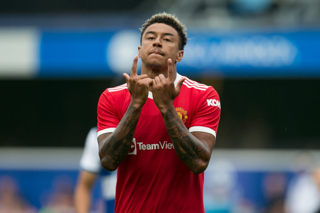 Jesse Lingard  does not want to return to the London Stadium