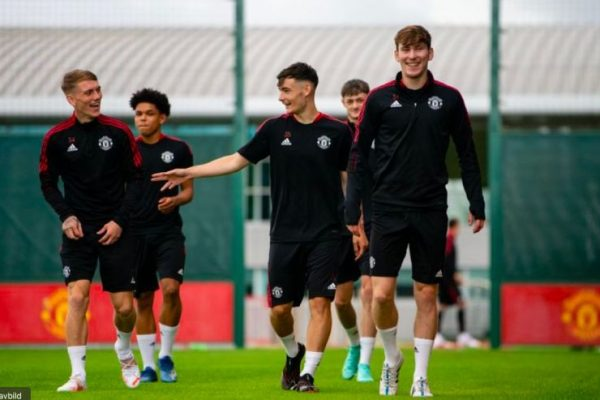 Manchester United have announced the 22 Players squad