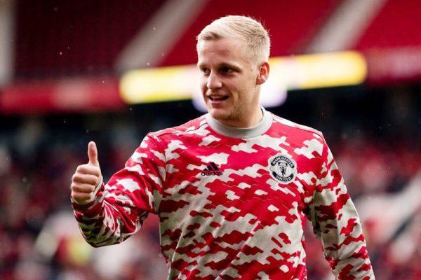 Van de Beck hopes to return the game